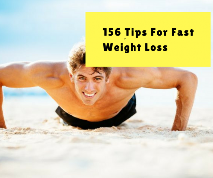 tips for fast weight loss